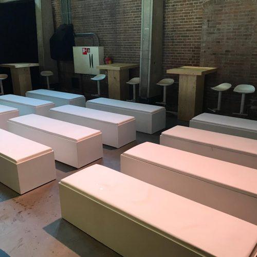 Lounge meubulair Kubic Verhuur